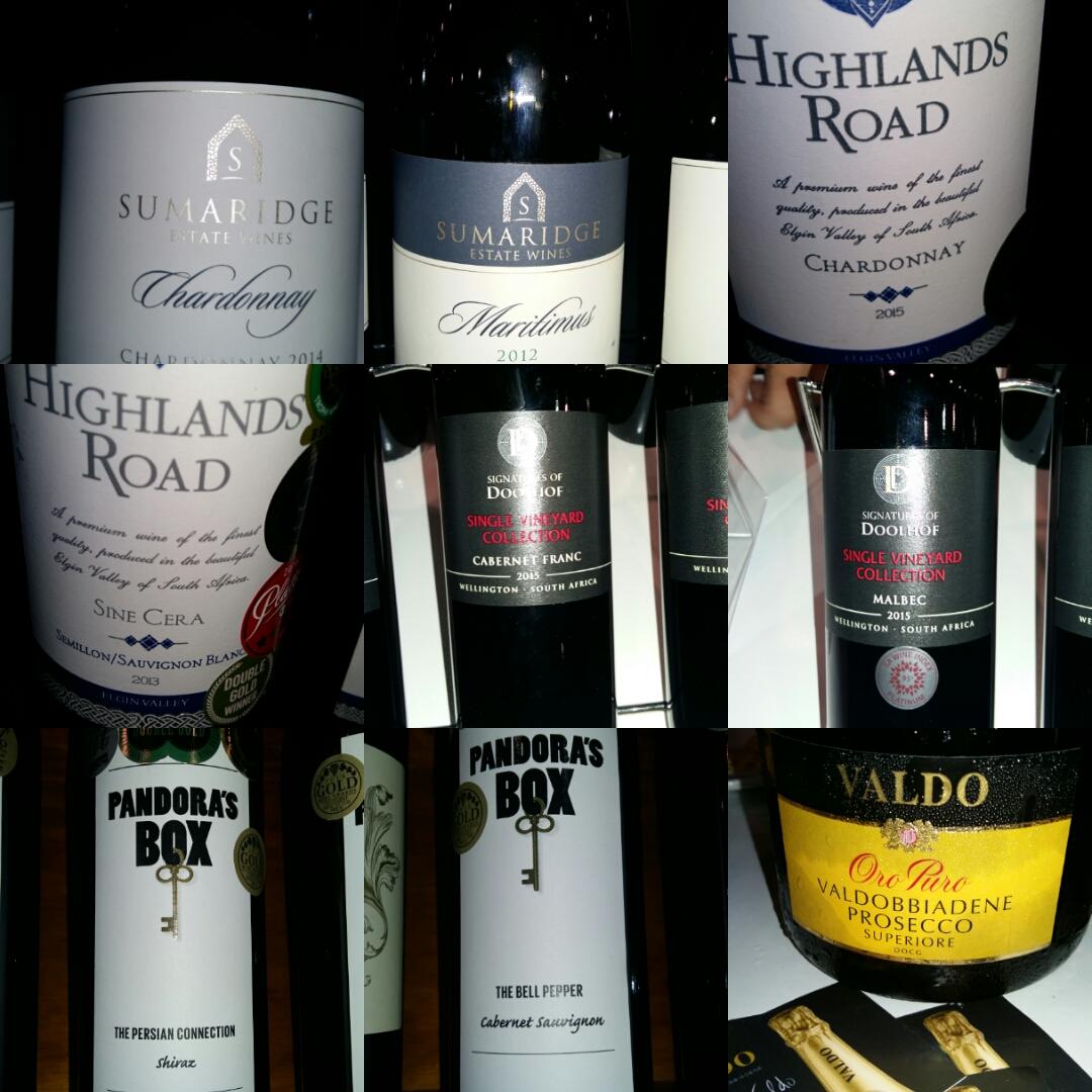 Wines on offer @RMBWinex