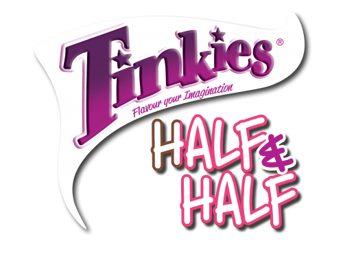 Tinkies Half and Half Logo